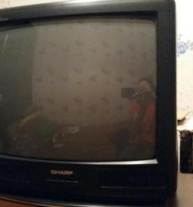 Телевизор на зап части