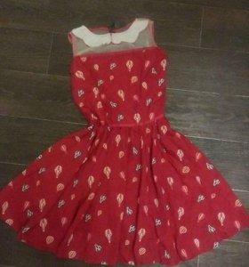 Платье(44-46)