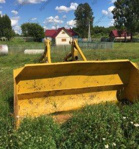Фронт погрузчик с ковшом для трактора К-700