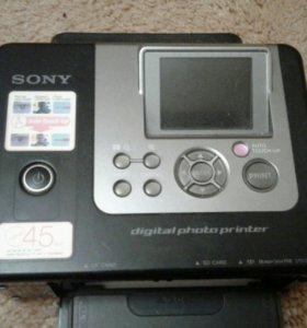 Фотопринтер Sony dpp FP70