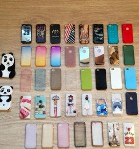 Чехлы на iPhone 5/5s/5se❗️