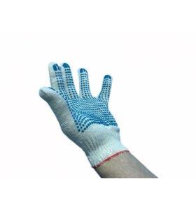 Х/Б перчатки 5 нитей