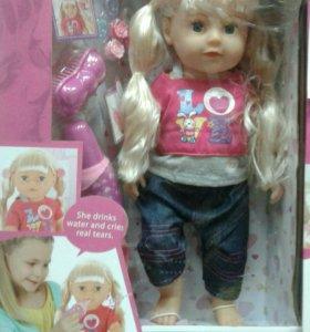 """Кукла Warm Baby """"Любимая сестренка"""""""