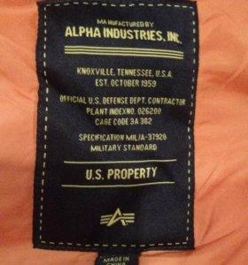 Аляска alpha industries