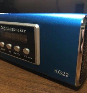Колонка Digital Speaker