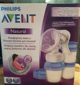 Молокоотсос механический Philips Avent
