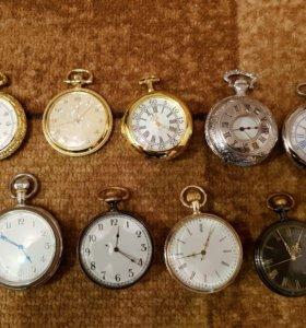 Часы колекционные кварцевый механизм(НОВЫЕ)