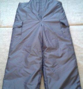 Зимние штаны - новые