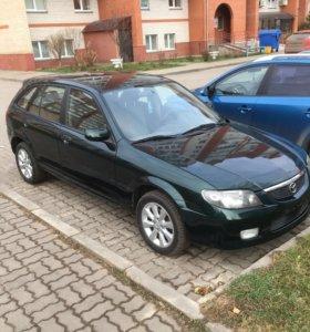 Mazda 323f 2003