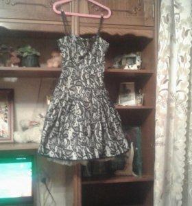 Платье коктельное, фирменное