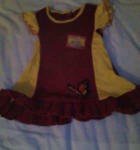 Платье детсое