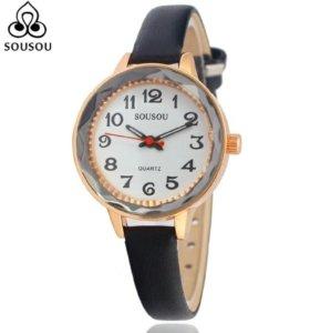 Кварцевые наручные часы (новые)
