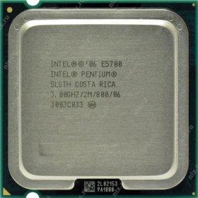 CPU E5700 socket775