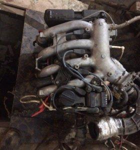 Двигатель на ваз 16клап