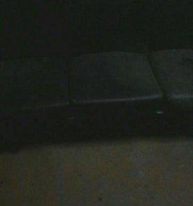 УАЗ- задний ряд сидений