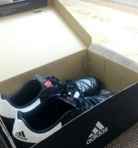 Сороконожки Adidas Goletto VI TF размер 45