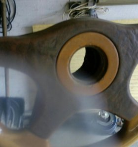 Моторчик печки от 3110,активный саб,руль от Волги