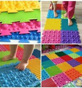 Ортопедические коврики для детей в наличии