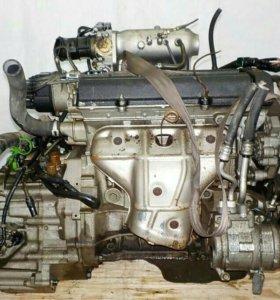 Двигатель с коробкой на Honda CR-V RD1 B20B