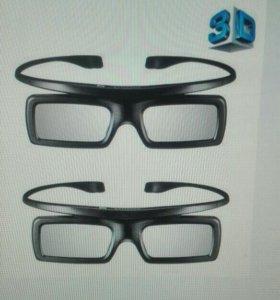 3D очки SSG-3050GB(2шт)