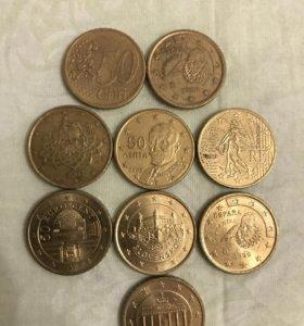 50 евроцента