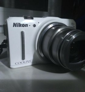 Фотоаппарат Nikon s9700