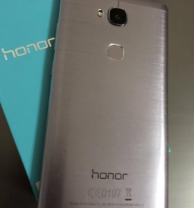 Huawei honor 5X, 5.5 , серый, 16 Gb