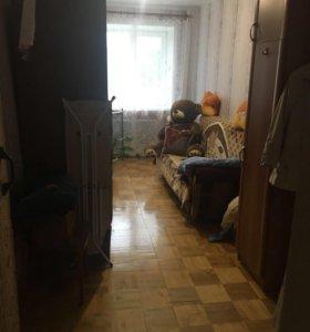 Квартира, 3 комнаты, 54.8 м²