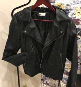 Куртка косуха на подростка H&M