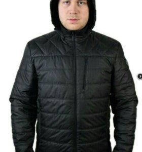 Мужская осенняя новая куртка р54