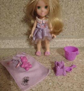 Кукла маленькая принцесса Рапунцель