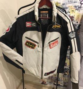 Куртка пилот на подростка
