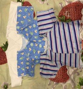 Распашонки для новорождённых