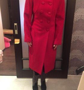 Кашемировое пальто, 44