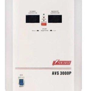 Стабилизатор напряжения powerman AVS 3000P