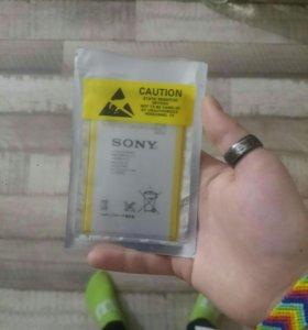 Аккумулятор для Sony ZL
