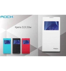 Sony Xperia Z2 l50w rock белый