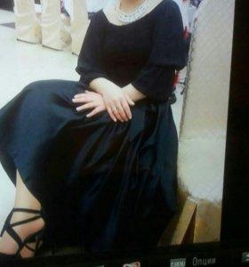 юбка и кофточка