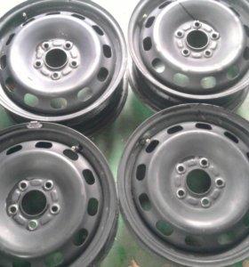 диски стальные 5/108 R-15