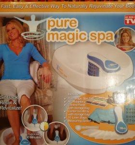 Ионная ванна для ног