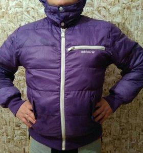 Куртка адидас