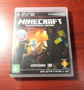 Playstation 3 | Minecraft Playstation 3 Edition