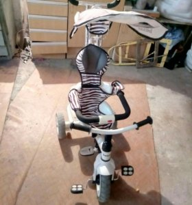 Детский прогулочный велосипед