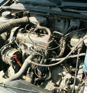 Мотор vw б3. 1,8 ABS