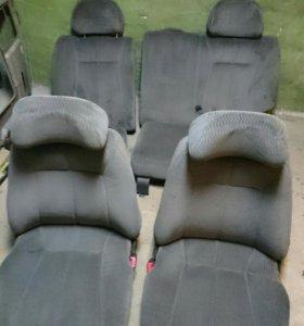 Сиденья ВАЗ 2110-2112
