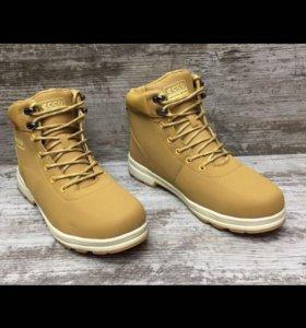 Ботинки Ecco зима