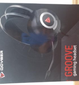 Наушники QCyber Groove Gaming Headset