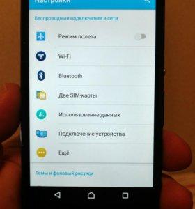 Смартфон SONY M5 dual