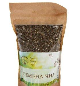 Льняные натуральные каши и семена - витамины