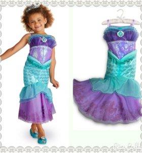 Новогодний костюм, платье Русалочки